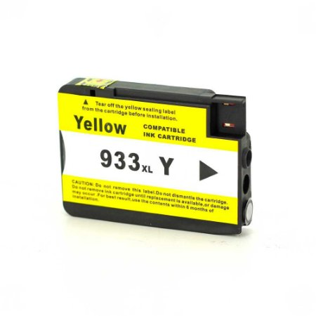 Cartucho para HP 933 XL | 6700 Yellow Compatível 15ml