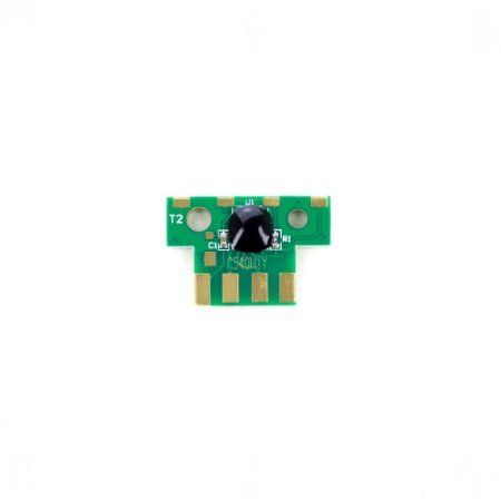 Compatível: Chip Lexmark X544 | C544 | X548 | C540 | X543 Yellow 2k