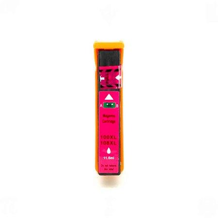 Compatível: Cartucho para Lexmark 100xl |108xl Magenta Universal 11,5ml