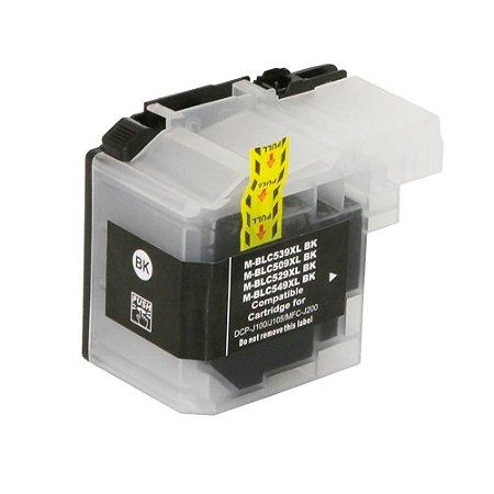 Cartucho para Brother LC509 | DCP-J100 | MFC-J200 Black Compatível 55ml