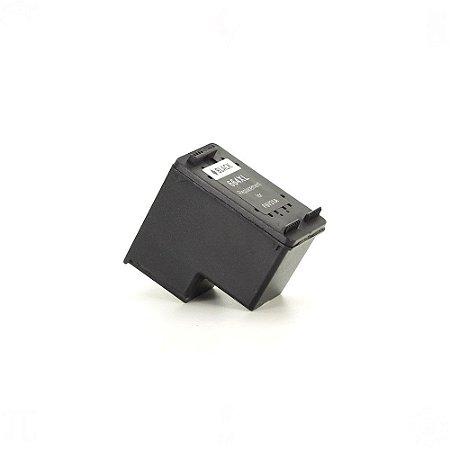 Cartucho para HP 3636 | 2136 | 1115 | 4536 | 664 XL Black Compatível 20ml