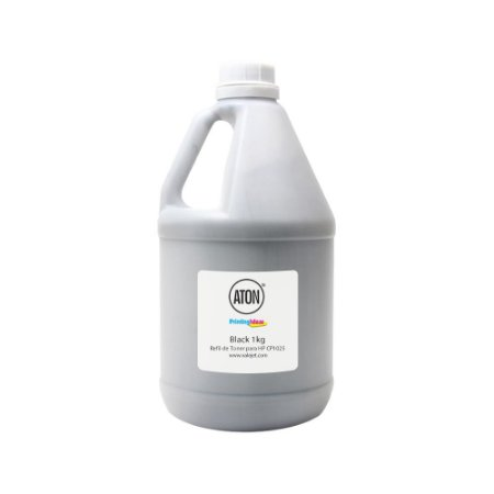 Refil de Toner para HP CP1025 | CE310A | M175NW | 126 Black ATON 1Kg
