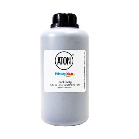 Refil de Toner para HP M425DN | M401 | CF280X | 80X Químico Aton 320g