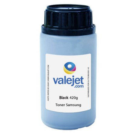 Refil de Toner Samsung ML 5010 | ML 4510 | ML 5015 | ML 4512 | D307L 420g