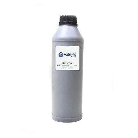 Refil para Toner HP CP4525DN | CE260A Black 1kg