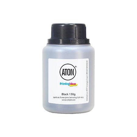 Refil de Toner para Samsung CLT-K504S | CLP415 Black 130g Aton