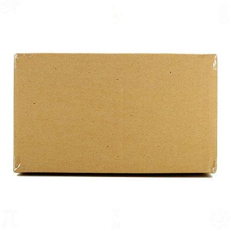 Caixa de Papelão Ondulado Pequena 28cmx12cmx16cm Nº2 - 50 Unidades