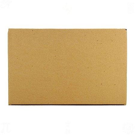 Caixa de Papelão Ondulado Pardo 32cm x 15cm x 20cm Nº3 - 10 Unidades