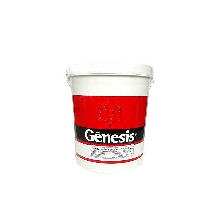 Tinta Hidrocryl Mix para Serigrafia Branca 900ml Gênesis