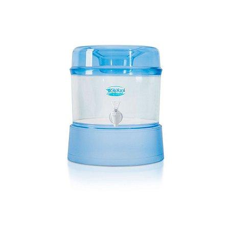 Reservatório de Água para Galão de 6 Litros Stéfani Cristal