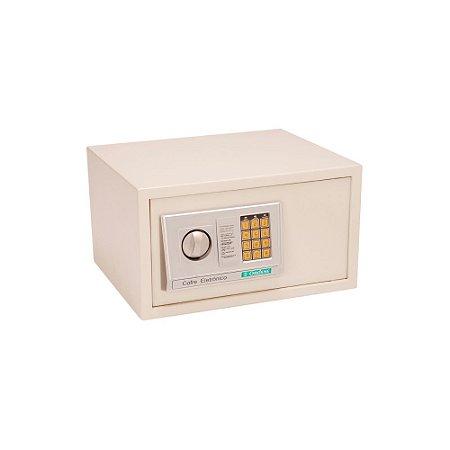 Cofre Digital com Senha de Segurança e Chave 40x33,5x22,9cm 38200 Ordene