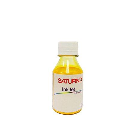 Tinta Saturno para Sublimação Yellow Universal 100ml