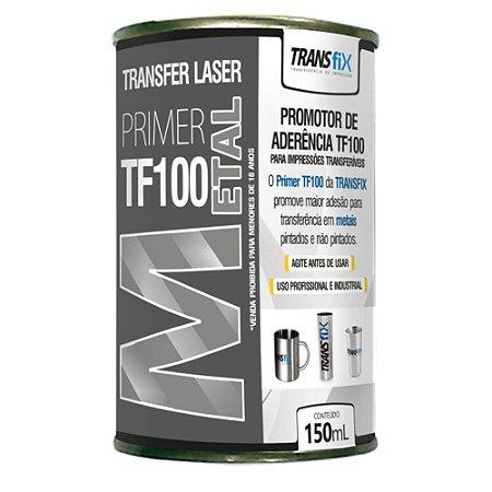 KIT 2 PRIMER TRANSFIX PARA METAL TF100 150ML