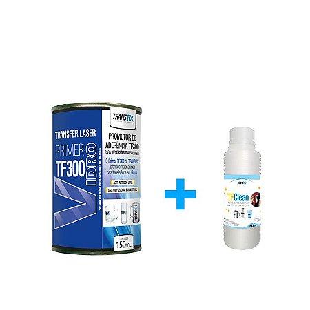 TFCLEAN + PRIMER TRANSFIX PARA VIDRO TF300 150ML