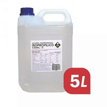 Alcool Isopropílico Sprayon 5 Litros