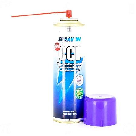 Lubrificante de Contato CCL Sprayon 300ml