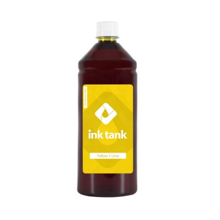TINTA CORANTE PARA HP 662 INK TANK YELLOW 1 LITRO - INK TANK