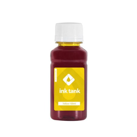 TINTA CORANTE PARA HP 662 INK TANK YELLOW 100 ML - INK TANK