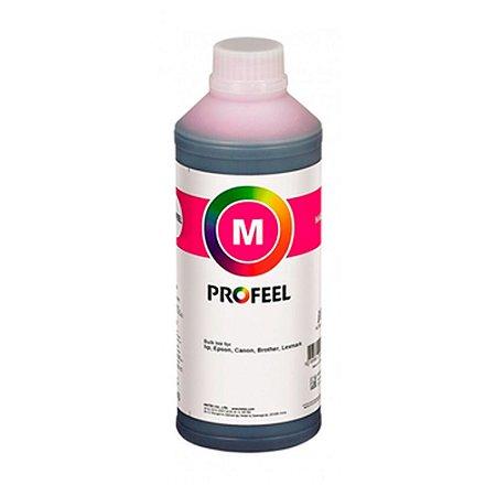 Tinta para Epson L395 Magenta Pigmentada 1 litro PROFEEL