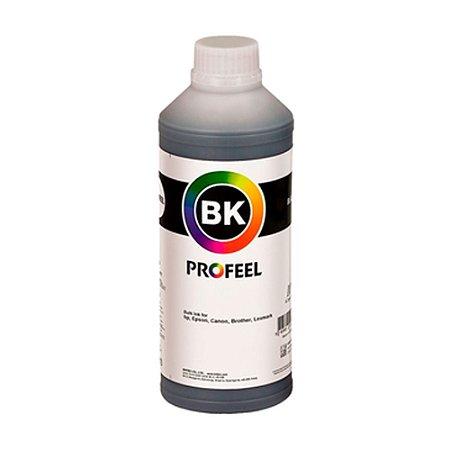 Tinta para Epson L395 Black Pigmentada 1 litro PROFEEL