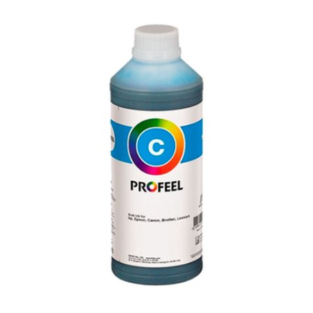 Tinta para Epson L3150 Cyan Pigmentada 1 litro PROFEEL