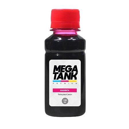 Compatível Tinta Canon G3100 Magenta 100ml Corante Mega Tank