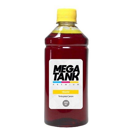Tinta para Canon G3102 Yellow Corante 500ml Mega Tank