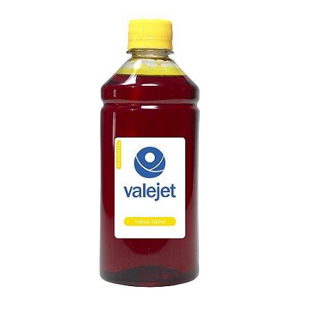 Tinta HP Deskjet GT 116 Yellow Corante 500ml Valejet