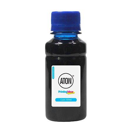 Tinta para Bulk Ink HP GT52 Cyan 100ml Corante Aton