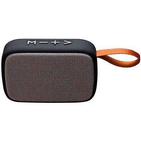 Caixa de Som EO650 Sem Fio / Bluetooth Cinza Evolut