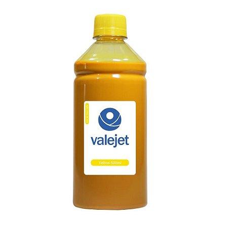 Tinta para HP Universal Yellow Pigmentada 500ml Valejet