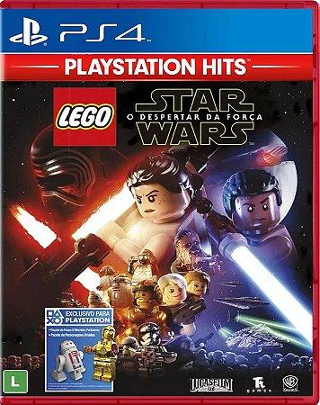 Jogo Lego Star Wars O Despertar Da Força - Ps4 Hits