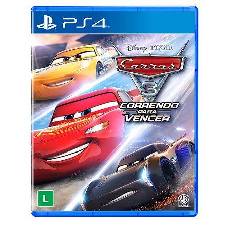 Jogo Carros 3 - PS4