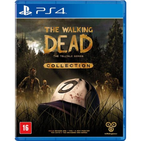 Jogo The Walking Dead Collection - PS4