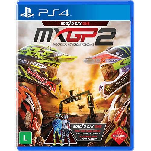 Jogo MXGP 2 - PS4