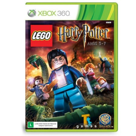 Jogo Lego Harry Potter Years 5-7 - Xbox 360