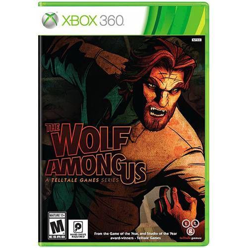 Jogo The Wolf Amongus - Xbox 360