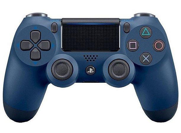 Dualshock 4 Midnight Blue - PS4