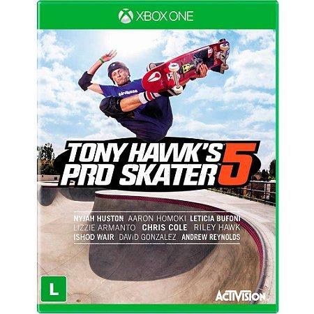Jogo Tony Hawk's Pro Skater 5 - Xbox One