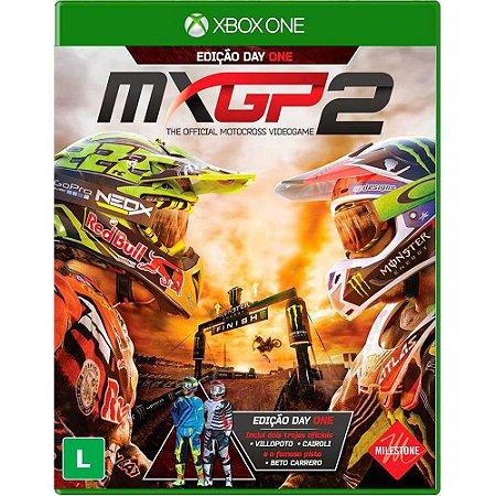 Jogo MXGP 2 - Xbox One