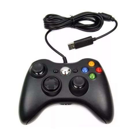 Controle de Xbox 360 - Bmax - Com Fio