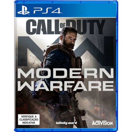 Jogo Call of Duty Modern Warfare - PS4