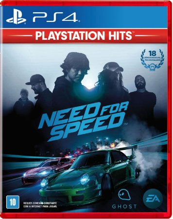 Jogo Need for Speed - PS4 Hits