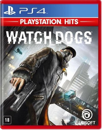 Jogo Watch Dogs - PS4 Hits