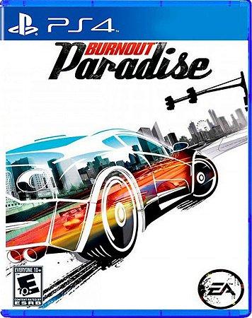Burnout Paradise Remasterizado - Ps4