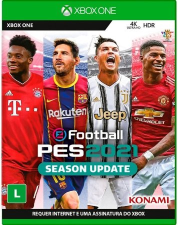 EFOOTBALL PRO EVOLUCTION SOCCER 2021 - Xbox one