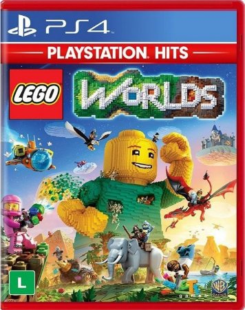 Lego Worlds - PS4 hits