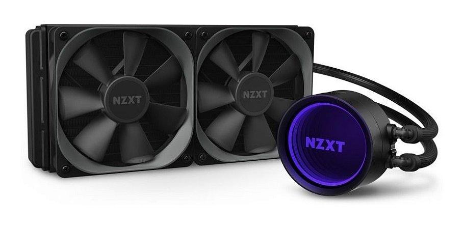 Water Cooler Nzxt Kraken X53 - 240mm - Rgb - Rl-krx53-01