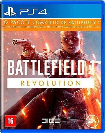Jogo Battlefield Revolution - Ps4