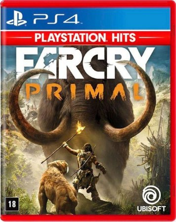 Far Cry Primal - Ps4 hits